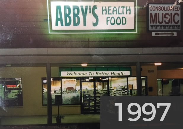 Abby's Health Food 1997