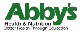 Abby's Health & Nutrition