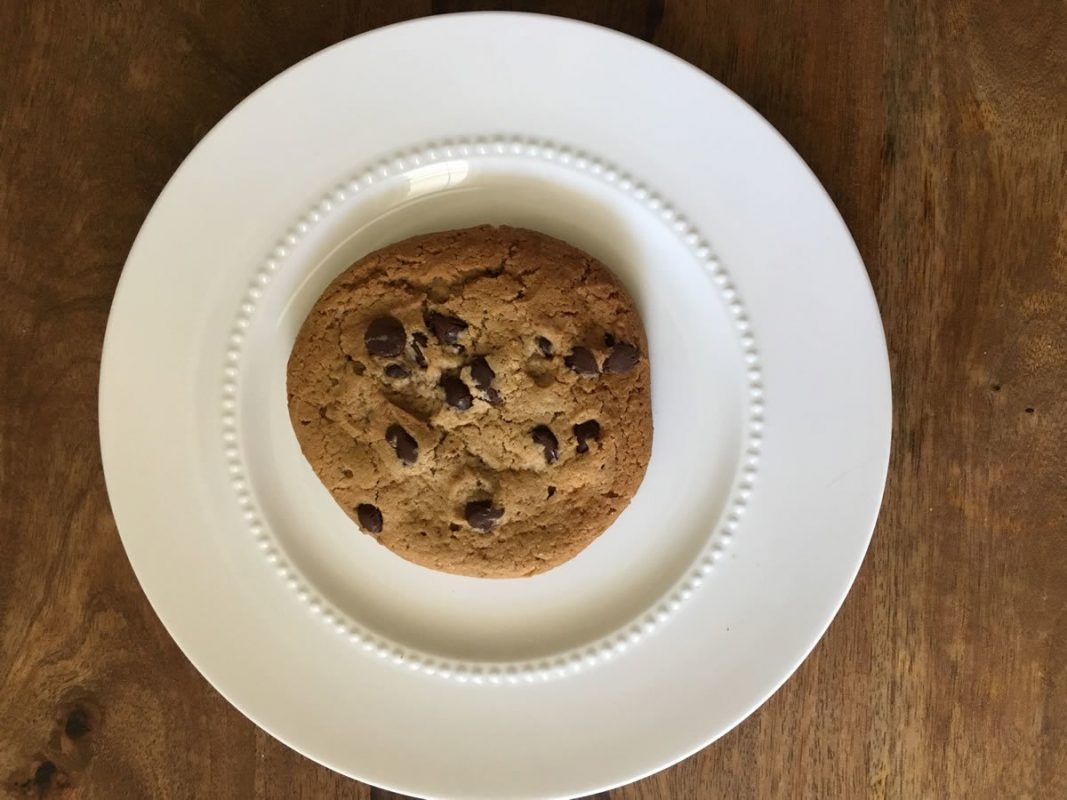 Cafe Eden Bakery Chocolate Chip Cookie
