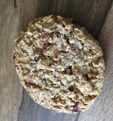 Cafe Eden Bakery Cranberry Cookie