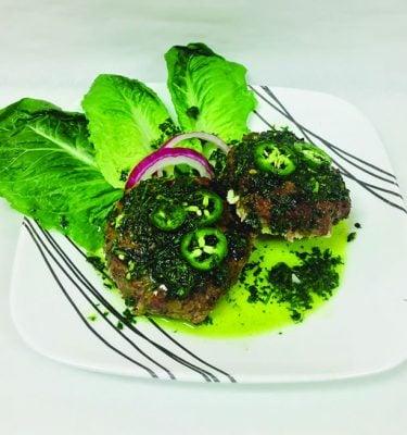 Jalapeno Bison Burger Recipe